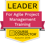 csm Market Leader Badge Course Conductor Agile Project Management Autumn